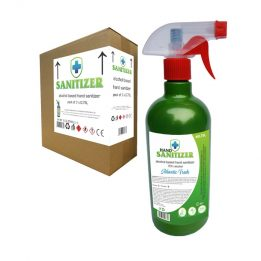 Hand Sanitiser Atlantic Fresh Box of 2 x 750ml